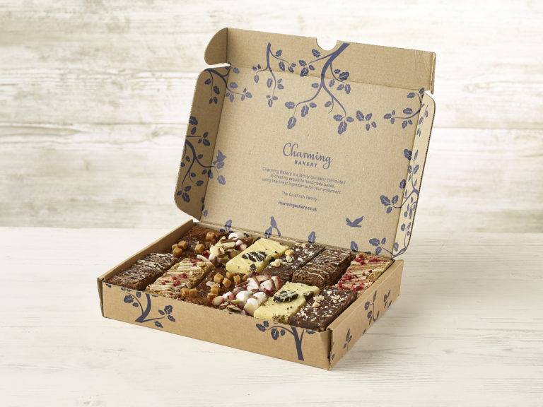 Mixed Bestsellers Box - Charming Bakery