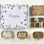 The Decadently Baked Hamper - Leaves Design - Charming Bakery