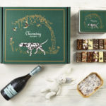 Ultimate Prosecco New Baby Gift Hamper - Dalmatian Design - Charming Bakery